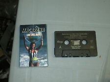 Los Del Mar - Macarena Single (Cassette, Tape) WORKING Great tested