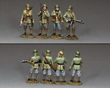 King & Country First War FW232 Ww1 German Stormtrooper Set MIB