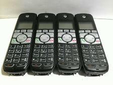 Motorola DECT 6.0 Cordless Backlit Phone Replacement Handset K704B (Pack of 4)