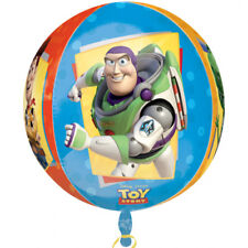 TOY STORY ORBZ FOIL MYLAR BALLOON ~ Birthday Party Supplies Helium Decorations