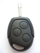 De rechange 3 boutons Boitier Clé pour Ford Fiesta Focus C-Max S Max