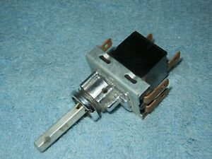 Lucas Headlight Switch 1967 MGB  MGBGT 1960-63 Sunbeam Rapier Hillman Minx 31951