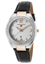 Swiss Legend Passionata  White Dial Ladies Watch 10220SM-SR-02