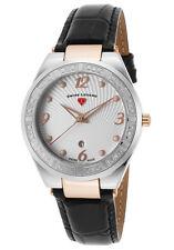 Swiss Legend Passionata  White Dial Ladies Watch 10220SM-SR-02