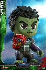 Hot Toys Mini Hulk Nano Gauntlet Avengers Figurine Model Toy Cosbaby COSB570