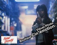 Photo Cinéma 21x27.5cm (1987) FATAL BEAUTY Whoopi Goldberg, Rubén Blades NEUVE