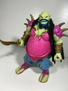 Hasbro Pirates of Dark Water 1991 Retro Rare Bloth Figure