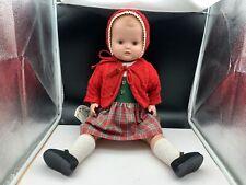 Schildkrötpuppe Zelluloid Puppe 64 cm. Top Zustand