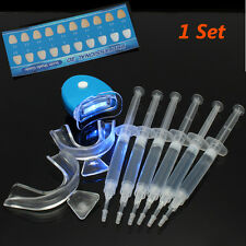 Dental Teeth Whitening kit 35% Carbamide Peroxide Bleaching System Oral Gel