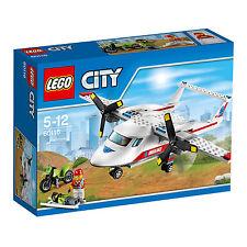 60116 LEGO Ambulance Plane City Great Vehicles Age 5-12 / 183 Pcs / NEW for 2016