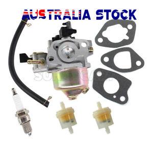 Carburettor For Victa V40, Sanli, Gardeners Choice Mower Carburetor Spark Plug