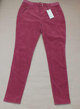 PAUL SMITH SKINNY CORDUROY TROUSERS>BNWT>£160>PINK>PANTS>LADIES>WOMENS>32 w  30L