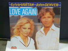 SYLVIE VARTAN JOHN DENVER Love again  PB 61496