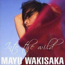 Into the Wild Mayu Wakisaka CD RARE