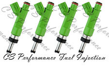 OEM Denso Fuel Injectors Set (4) 23250-36010 Rebuilt & Flow Matched in the USA!