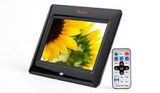 XElectron 700PS 7 Inch Digital Photo Frame with Remote & Warranty (Black)