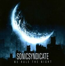 We Rule the Night SONIC SYNDICATE CD ( FREE SHIPPING)