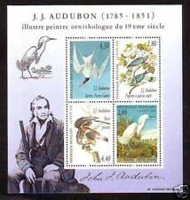 BLOC FRANCAIS NEUF N° 18 PEINTRE J. J. AUDUBON
