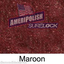 1 GL. Maroon CONCRETE COLOR DYE FOR CEMENT, STAIN AMERIPOLISH Surelock color