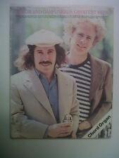Cancionero De Simon Y Garfunkel' S Greatest Hits