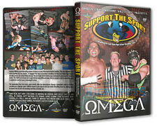 OMEGA Wrestling DVD- Support The Sport, Matt Hardy Shane Helms Reby Sky
