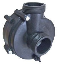 "Softub Pump ""Wet End"" 1hp, 1 1/2"" Connections Complete w/ Impeller & Seal"