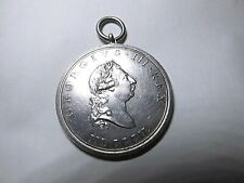 RARE NOTTS YEOMANRY 1802 STAND DOWN MEDAL SOUTH NOTTINGHAMSHIRE