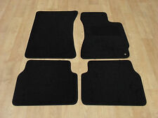 Subaru Forester 2003-2009 Fully Tailored Car Mats Black