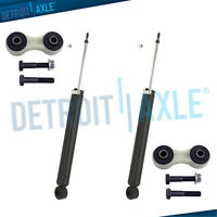 Volkswagen Passat Shock Absorbers Assembly + Sway Bars Fits Both Rear Sides 2WD