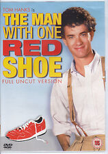 The Man With One Red Shoe - Tom Hanks R2 / R4 DVD