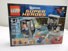 NEW LEGO DC COMICS SuperHeroes Superman Black Zero Escape #76009 Factory Sealed!