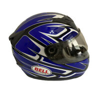 Bell Apex Motorcycle Helmet Patriot Design Size Medium Snell M2005 Approved Dot