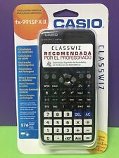 "CALCULADORA CIENTIFICA CASIO""SERIE CLASSWIZ""- FX-991SPX II-"
