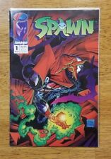 Spawn 1992 Issue #1 Comic Book May Image Comics FREE bag/board
