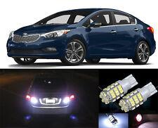 Premium LED Reverse Backup Light Bulbs for 2010 - 2015 Kia Forte T15 42SMD