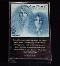Leon Russell & Marc Benno-Asylum Choir II-ORIGINAL 1971 US Cassette-SEALED!