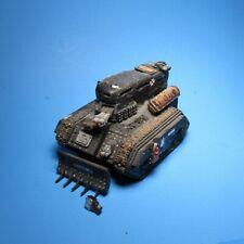 GW Warhammer 40K Inquisition Vehicle Modded i47