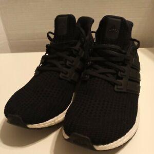 Adidas UltraBoost 4.0 Core Black 2017 Men's Size 11 Sneakers Shoes BB6166