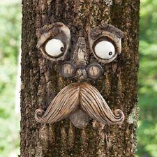 Old Man Tree Face Tree Hugger Hanging Garden Sculpture Statue