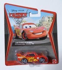 Mattel Disney Pixar Cars 2 : LIGHTNING McQUEEN with RACING WHEELS (Y4572)