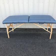 OakWorks Nova Portable Folding Massage Table Nova Lsiii / Siii 8.D7