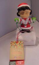 Hallmark Peanuts Christmas Light Show Wireless Lucy