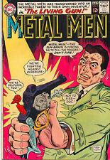 Metal Men #7 - Ross Andru Cover Art - (Grade 7.0) 1964