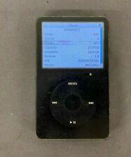Apple iPod Video 5th Generation 30GB Digital Media Player Black Fast Shipping