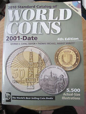 Standard Catalog of World Coins, 2001-2010 Cd Included ~ New ~ Store Stock ~