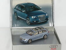 1:43 Looksmart Resin Handbuilt Audi Allroad Concept Car A6 C6 Prototype V8 blue