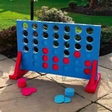 Connect 4 Unbranded Garden Games & Activities