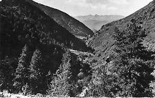 France - Pyrenees, Gorges de Llo - Postcard Franked 1961
