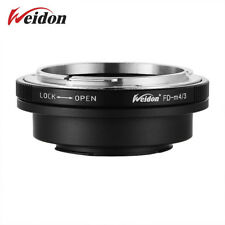 Weidon FD-M4/3 Adapter Ring Canon FD Lens to Micro 4/3 Body GX1 GH4 GF5 EPL5