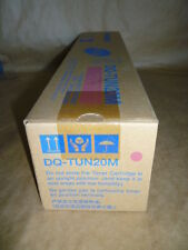 Panasonic DQ-TUN20M Magenta Toner Cartridge GENUINE